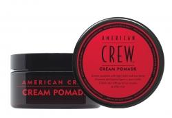 American Crew Cream Pomade Крем-Помада легкой фиксации с низким уровнем блеска, 85г