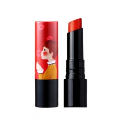 Fascy Prile Tina Tint Lip Essence Balm Crimson Red - Бальзам для губ 4г