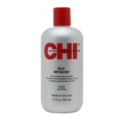 CHI Infra Silk Infusion - Гель восстанавливающий «Шелковая инфузия» 355 мл