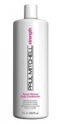 Paul Mitchell Super Strong Daily Conditioner - Кондиционер для восстановления волос 1000 мл