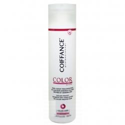 Coiffance Color Protect Shampoo - Шампунь для защиты цвета окрашенных волос (без сульфатов), 250 мл