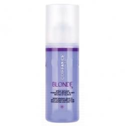 Coiffance Moisturizing Leave-In Spray - Двухфазный увлажняющий спрей-кондиционер для светлых волос, 150 мл