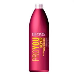 Revlon Professional Pro You Repair Shampoo - Шампунь для волос восстанавливающий 1000 мл
