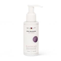 MIXIT AHA! Revolution Soft Peeling 5% Glycolic Acid - Пилинг-эксфолиант для лица с гликолевой кислотой 5%, 100мл
