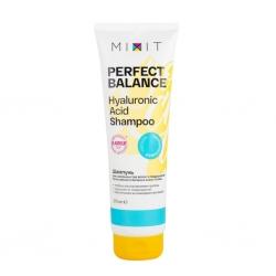 MIXIT Perfect Balance Hyaluronic acid shampoo - Шампунь для совершенства волос и поддержания естественного баланса кожи головы, 275 мл