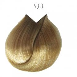 L'Oreal Professionnel Majirel - Краска для волос 9.03 (очень светлый блондин натуральный золотистый), 50 мл