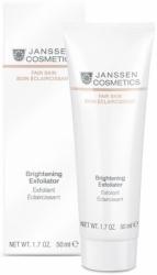 Janssen Cosmetics Brightening Exfoliator - Пилинг-крем для выравнивания цвета лица, 50 мл