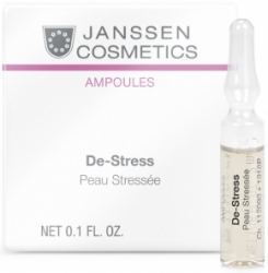 Janssen Cosmetics De-Stress - Концентрат с комплексом Skin defense 2 мл