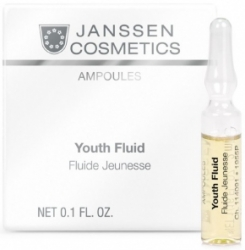 Janssen Cosmetics Youth Fluid - Ревитализирующая сыворотка в ампулах, 2 мл
