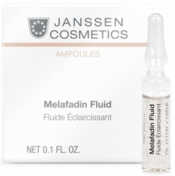 Janssen Cosmetics Мela-Fadin - Осветляющий концентрат, 2 мл