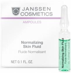 Janssen Cosmetics Normalizing Fluid - Нормализующий концентрат д/ухода за жирной кожей, 2 мл