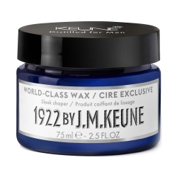 Keune 1922 Care World-Class Wax - Первоклассный воск, 75 мл