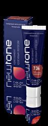 Estel NewTone mini - Тонирующая маска для волос 7/34 (русый золотисто-медный), 30 мл