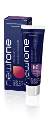 Estel NewTone mini - Тонирующая маска для волос 8/61 (светло-русый фиолетово-пепельный), 30 мл