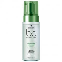 Schwarzkopf BC Bonacure Collagen Volume Boost. Whipped Conditioner - Мусс-кондиционер для тонких и ослабленных волос, 150 мл