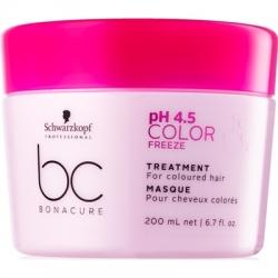 Schwarzkopf BC Bonacure pH 4.5 Color Freeze. Treatment - Маска для окрашенных волос, 200 мл