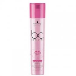 Schwarzkopf BC Bonacure pH 4.5 Color Freeze. Rich Micellar Shampoo - Шампунь мицеллярный обогащенный для окрашенных волос, 250 мл