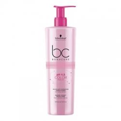 Schwarzkopf BC Bonacure pH 4.5 Color Freeze. Micellar Cleansing Conditioner - Мицеллярный очищающий кондиционер для окрашенных волос, 500 мл