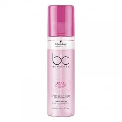 Schwarzkopf BC Bonacure pH 4.5 Color Freeze. Spray Conditioner - Спрей-кондиционер для окрашенных волос, 200 мл