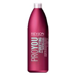 Revlon Professional Pro You Purifying Shampoo - Шампунь для волос очищающий 1000 мл