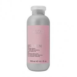 Kapous studio luxe care Satin-balm with silk proteins & coton oil - Сатин-Бальзам с протеинами шелка и маслом хлопка, 350мл