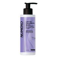 Brelil Numero Extrreme Liss Smoothing Milk - Молочко для разглаживания волос с маслом авокадо, 200 мл
