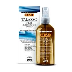 Guam Talasso Масло для тела массажное подтягивающее антицеллюлитное 200 мл