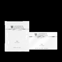 Janssen Peeling and Peel Off Masks Goji anti oxidant - Альгинатная anti-age восстанавливающая маска с с облипихой и ягодами гойи, 50г