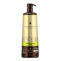 Macadamia Professional Nourishing Repair Shampoo - Шампунь восстанавливающий для всех типов волос 1000 мл