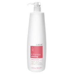 Lakme K.Therapy Peeling Shampoo dandruff oily hair - Шампунь против перхоти для жирных волос 1000 мл