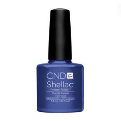 CND Shellac Гель-лак для ногтей №30 Purple Purple 7,3 мл