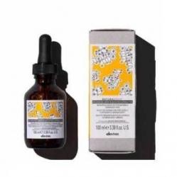 Davines Nourishing Keratin Booster - Питательный кератиновый бустер для восстановления сильно поврежденных волос 100 мл