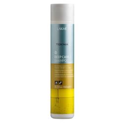 Lakme Teknia Deep care shampoo - шампунь восстанавливающий, для сухих или поврежденных волос 300 мл
