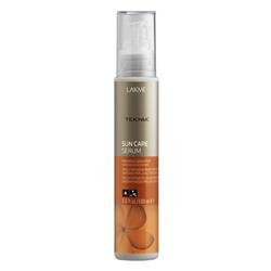 Lakme Teknia Sun Care serum - Сыворотка для восстановления поврежденных солнцем кончиков волос 100 мл