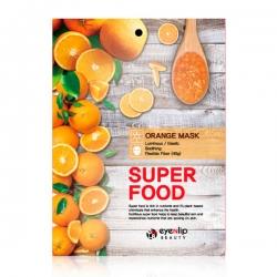 Eyenlip  Super Food Orange Mask - Маска на тканевой основе с экстрактом апельсина, 23 мл