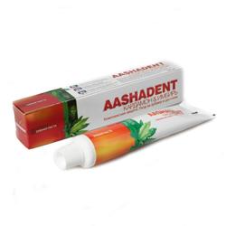 AashaDent Зубная паста Кардамон-Имбирь 100 гр