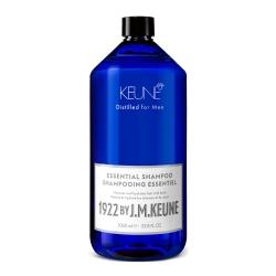 Keune 1922 Care Essential Shampoo - Универсальный шампунь для волос и тела, 1000 мл