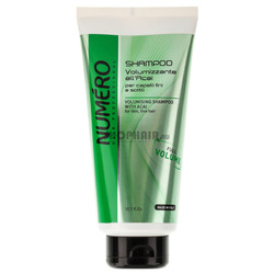 Brelil numero volumising shampoo - Шампунь для придания обьема с экстрактом асаи 300 мл