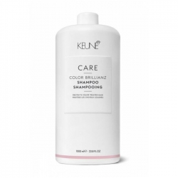 Keune Care Line Color Brillianz Shampoo - Шампунь яркость цвета 1000 мл