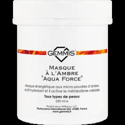 Gemmis Masque à L'Ambre Aqua Force - Янтарная маска Аква Форс, 250 мл