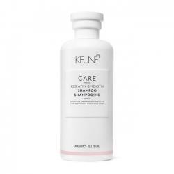 Keune Care Line Keratin Smooth Shampoo - Шампунь Кератиновый комплекс 300 мл