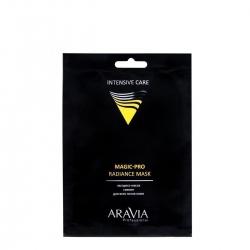 Aravia Professional Magic-Pro radiance mask - Экспресс-маска сияние для всех типов кожи, 1шт