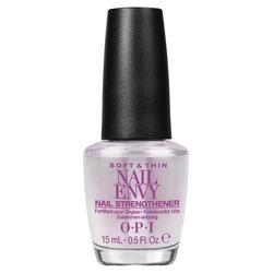 OPI Soft & Thin Nail Envy - Средство для тонких и мягких ногтей, 15 мл