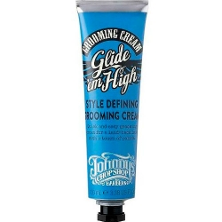 Johnny's Chop Shop Glide Em High Grooming Cream - Крем для укладки волос, 100 мл