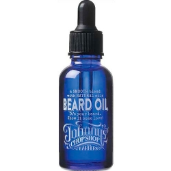 Johnny's Chop Shop Beard Oil Beard Maintenance Oil - Масло для бороды, 30 мл