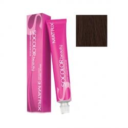 Matrix Socolor.beauty - Крем-краска перманентная Соколор Бьюти 506N темный блондин 100% покрытие седины 90 мл