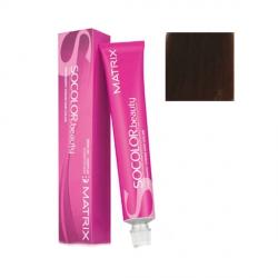 Matrix Socolor.beauty - Крем-краска перманентная Соколор Бьюти 507G блондин золотистый 100% покрытие седины 90 мл
