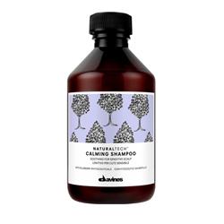 Davines New Natural Tech Calming Shampoo - Успокаивающий шампунь для чувствительной кожи головы 250 мл