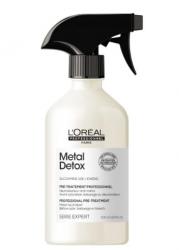 L'Oreal Professionnel Metal Detox - Спрей для восстановления окрашенных волос 500 мл