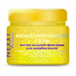 Nexxt Professional Gel Extra Strong Repair and Hydration - Моделирующий гель, 110 мл